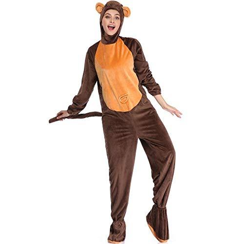 Kostüm Anime Krankenschwester - Halloween Rollenspiele Tier AFFE Anime Kostüm Nach Leistung Kleidung Kostüm, Farbe, L
