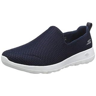 Skechers Damen Go Walk Joy-15600 Slip On Sneaker, Blau (Navy/White Nvw), 39 EU