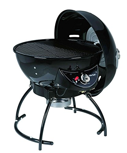 Outdoorchef CTOUTD – Portable Gas barbecue, 42 x 48 x 50 cm, Black