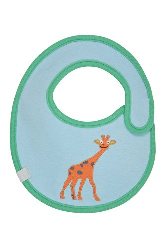 Lässig Lätzchen Waterproof Bib Small, Wildlife Giraffe