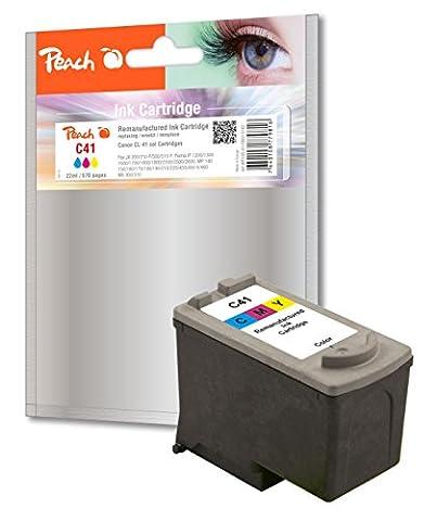 Peach PI100-61 Print Head Colour Cartridge for Canon CL-41