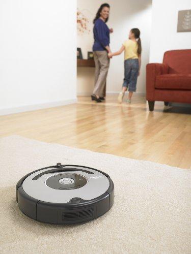 iRobot Roomba 555 Staubsaug-Roboter / 1 Automatische Wand - 10