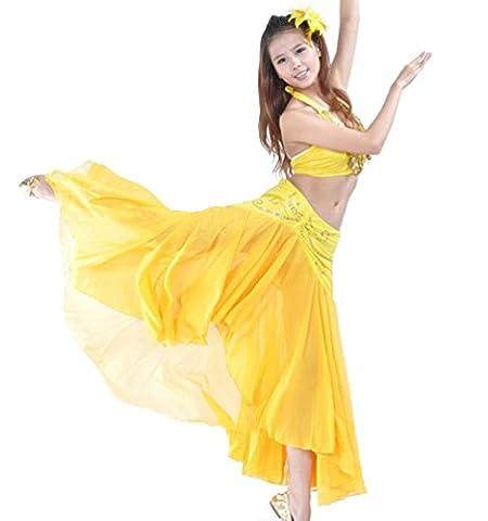 Halloween Costumes De Bollywood Halloween Costume - YiJee Danse du Ventre pour Femme Tops