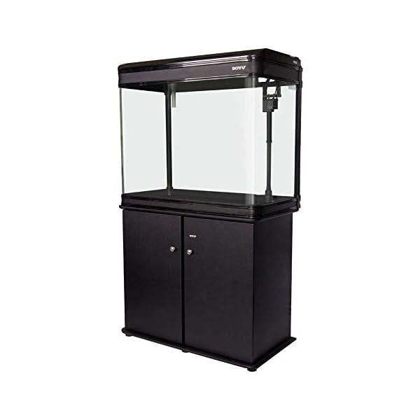Pet's House 198L Cabinet Aquarium Fish Tank Tropical/Marine 84cm 2.9ft with LED Lighting