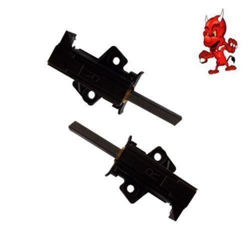 Preisvergleich Produktbild Kohlebürsten Motorkohlen Kohlestifte passend für Siemens XL 1642, XL 1662, XLM 1242, XLM 1400