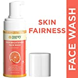 Nuray Naturals Vegan Face Wash for Fairness, Brightening and Skin Glow Hydrating