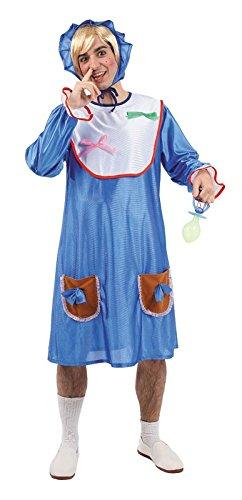 Imagen de disfraz de bebé para adulto  único, xl