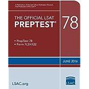 The Official LSAT Preptest 78: June 2016 LSAT