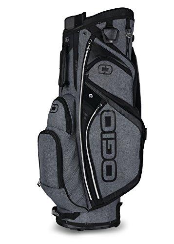 OGIO International 2018pour Sac de Golf Chariot, Silencer CART Bag, Dark Static