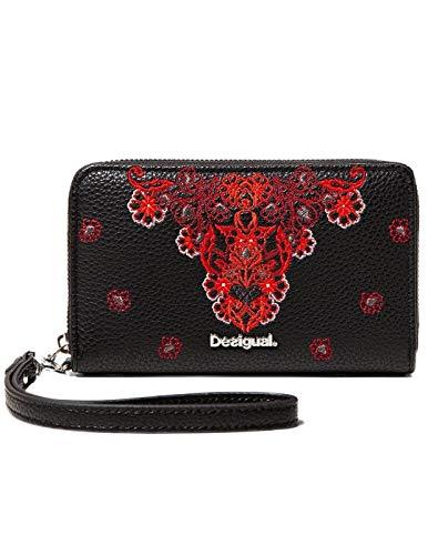 bd6acbc57c DESIGUAL Portafoglio Donna Manuela Mini Zip