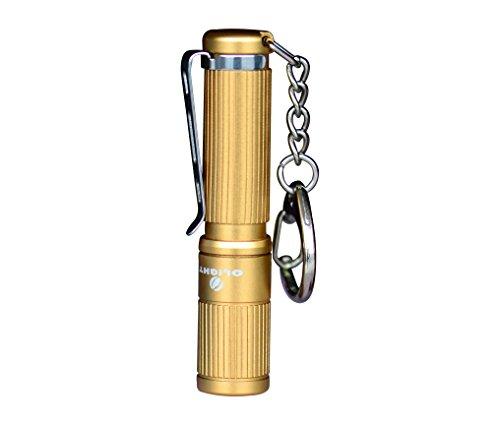 Olight® i3S EOS Torcia portachiavi CREE-Torcia tascabile XP-G2 LED, con