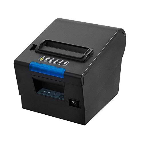 [Bondrucker] Thermodrucker/Quittungsdrucker 300mm / sek 80mm /Bon Ticketdruck/Ticketcode Thermodrucker/Auto-CU/mit USB (Bondrucker Usb)