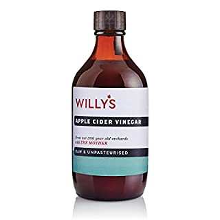 Willys ACV Apple Cider Vinegar with The Mother, 500 ml