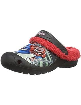 Spiderman Boys Kids Clog Sandals