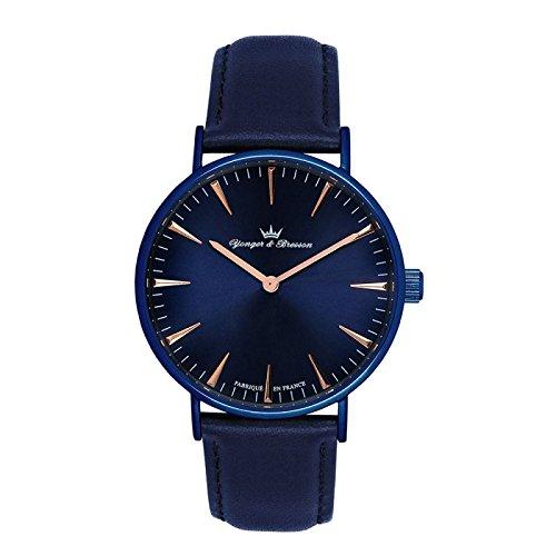 Reloj Yonger & Bresson hombre Azul–HCBL 075/GRG