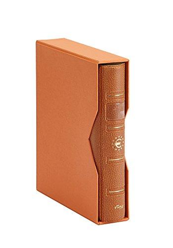 Pardo 170006 - Album para colección monedas euro, color marrón