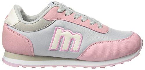 Mtng Jogger, Chaussures de sport mixte enfant Rose