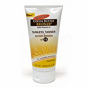 Palmers Cocoa Butter Bronze Sunless Tanner 155 ml