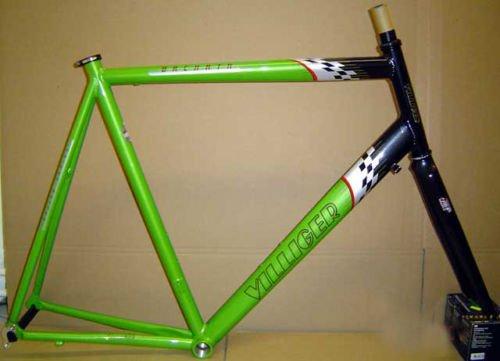 Villiger Bachata Alu 7005 28 Rennradrahmen Grösse 59 cm mit Gabel Rahmen Neu