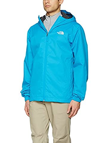 The North Face Quest Men's Outdoor Jacket available in Hyper Blue Heather Size Large