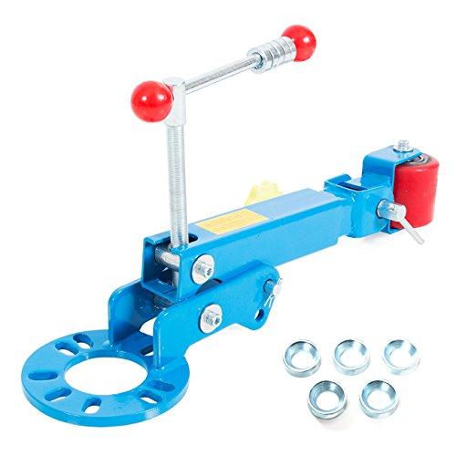 Heavy Duty Rolle Fender Reform ausziehbar Werkzeug Rad Arch Roller Bördelgerät ehemaligen (Roller Nut Bearing)