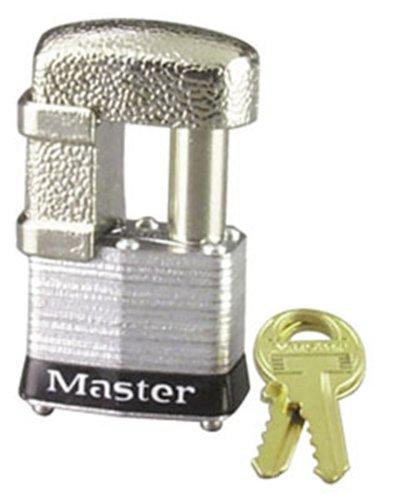 chleier laminierter Stahl Pin Tumbler Vorhängeschloss, gleichschließend, 1–9/16Zoll breit Körper, Bügel passt 9/32oder 1/2Zoll Durchmesser von Master Lock (Körper Passt)