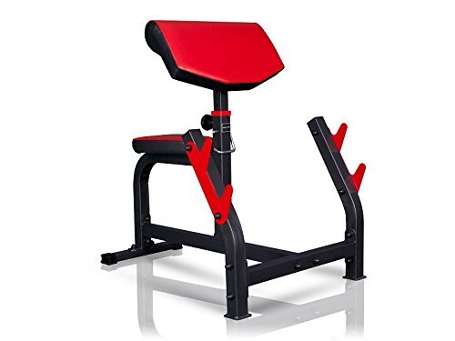 PHL Preacher Curl P50Ã'B07Ã'Biceps Workout Training Curls Curl Desk by PHL