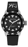 Nautica Reloj Analógico para Hombre de Cuarzo con Correa en Silicona NAI09509G de Nautica