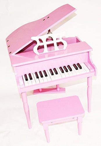 Kinder Klavier Piano Flügel Kinderklavier + Hocker PI