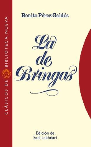 La de Bringas Cover Image