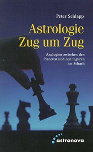 Astrologie Zug um Zug: Analogien zwischen den Planeten und den Figuren des Schach