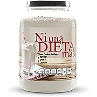 Ni Una Dieta Más - Proteína Whey Isolate (Vainilla)