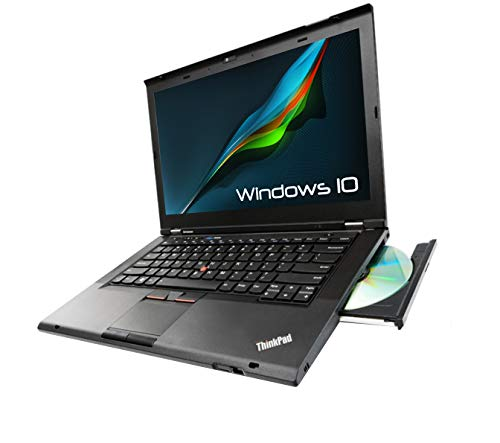 Lenovo Thinkpad T430s Business Notebook by MaryCom # 14in Display Intel Core i5 2.6GHz 8GB RAM 180GB SSD DVD/CDRW WLAN USB 3.0 UMTS Webcam Windows 10 Pro 64-Bit (Generalüberholt)