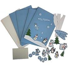 Suchergebnis auf f r weihnachtskarten basteln - Weihnachtskarten amazon ...