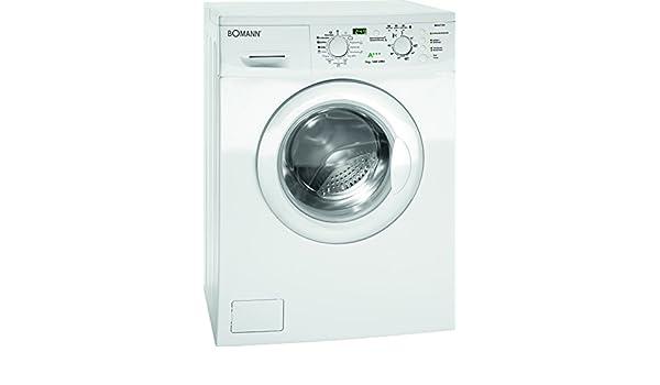 Bomann Kühlschrank Garantie : Bomann wa waschmaschine fl a kwh jahr upm
