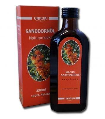 Sanddorn L 200 Ml Sanddornl Sanddornoel