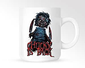 Back tasse chucky is
