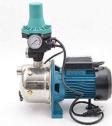 Ibo 1 AJ50//60 1100W Elektrische Wasserpumpe für Haus Brunnen Garten Teich Pool