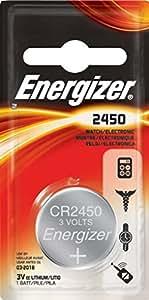 ENERGIZER Blister de 1 Pile Lithium CR 2450