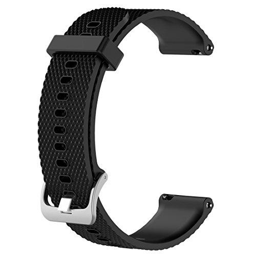 LOKEKE Suunto 3 Fitness - Correa de Repuesto para Reloj Inteligente Suunto 3 Fitness, Tamaño Grande