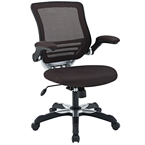 lexmod-edge-office-chair-with-brown-mesh-back-and-mesh-fabric-seat-by-lexmod