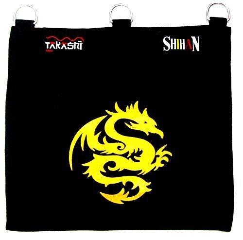 Golden-Dragon-Wing-Chun-sur-toile-Superbe-sac-1-units-Shihan-nouveau-design-avec-fermeture-clair-Protection-fer-paume-Makiwara-main-Formation-Sable-mur-toile-murale-Motif-Sac-frappe-Sac-1-section-de-s