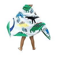 Kids Hooded Beach Bath Towel 76 * 127cm (L*W) Children