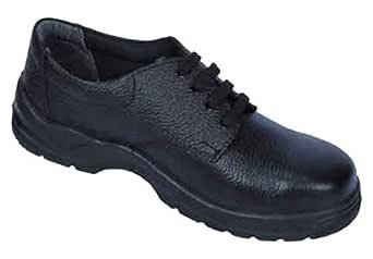 Aktion Safety Leather Shoes Safer SA-5 - Size 9, Black
