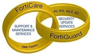 Fortinet fortigate 600C 12mois 8x 5de renouvellement (£ 3,914.00EXC. TVA)