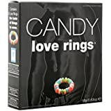 Candy Love Rings 3er
