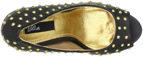 Blink BL 382-810E01 801810-E01, Scarpe col tacco donna Nero (Schwarz (black 01))