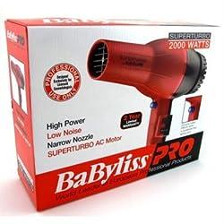 Babyliss Pro Dryer 2000 Watt Super Turbo