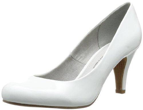 Marco Tozzi 2-2-22429-32, Escarpins femme Blanc (100 White)