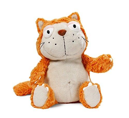 Nici 39031 Katze Plüsch Schlenker, orange/beige Preisvergleich